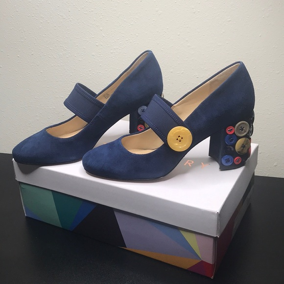 c09a519c2 Katy Perry Collections Shoes | Katy Perry The Alice Suede Nib Size 6 ...